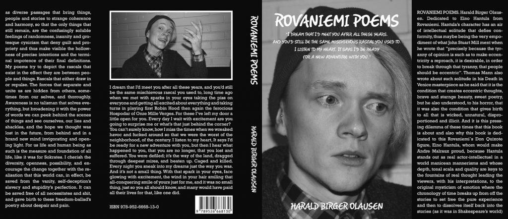 Rovaniemi Poems
